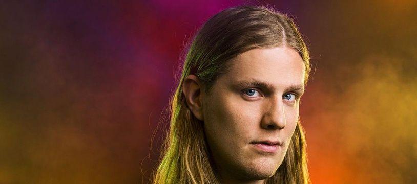 Le chanteur islandais Daði Freyr.