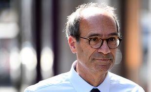 Eric Woerth était le trésorier de la campagne de Nicolas Sarkozy en 2007.