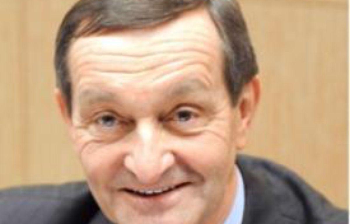 Gérard Bapt, député PS. –  CHAMUSSY / SIPA