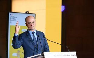 Le ministre de l'éducation, Jean-Michel Blanquer, au Grenelle de l'éducation à Paris, le 26 mai 2021