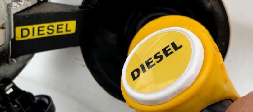 En France, le diesel représente près de 80 % des volumes vendus.
