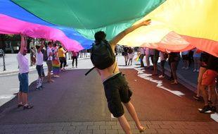 Les couples homosexuels peuvent adopter depuis la loi de 2013 sur le Mariage pour tous.