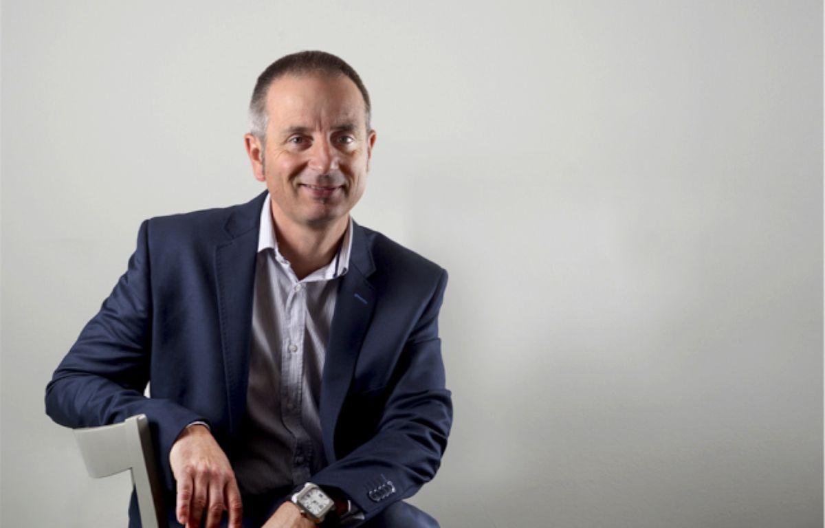 Jean-Lou Racine, directeur de l'agence Le Phare à  Nantes.  – Jean-Lou Racine