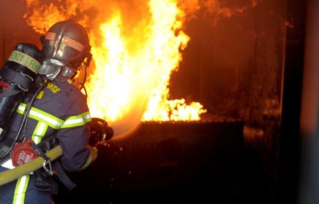 Lyon: Une femme suspectée d'avoir mis le feu dans l'immeuble de son ex pour se venger