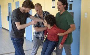 Le jeune Ahmed face à ses éducateurs dans le nouveau film des frères Dardenne