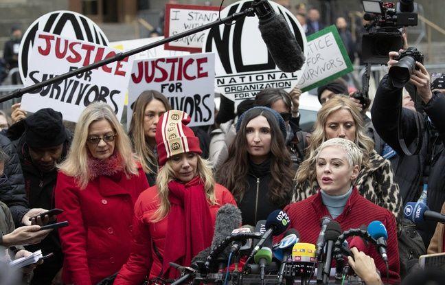 Harvey Weinstein reconnu coupable: Les pionnières de #MeToo saluent un «début de justice»