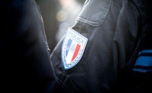Illustration de policiers à Garges-les-Gonesse (Val-d Oise), le 31 Octobre 2018.