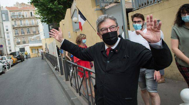 Régionales : La droite souhaite un « front républicain » contre Jean-Luc Mélenchon et EELV
