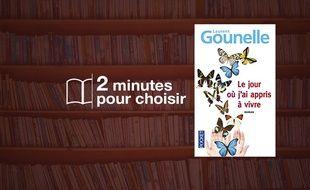 «Le jour où j'ai appris à vivre» par Laurent Gounelle chez Pocket (288 p., 6,95€).