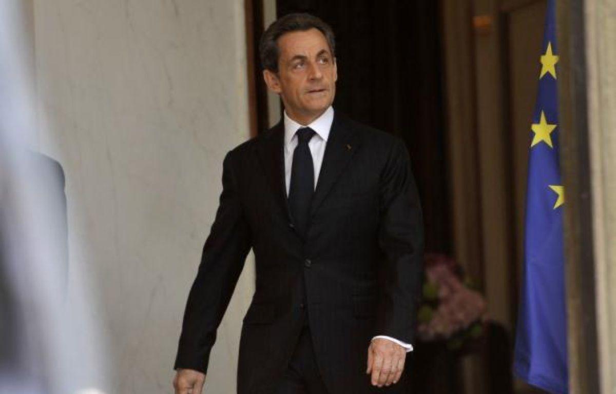 La Cour de cassation a examiné vendredi matin, dans sa formation la plus solennelle, la question du statut pénal du chef de l'Etat, à l'occasion d'un pourvoi formé dans l'affaire dite du compte piraté de Nicolas Sarkozy. – Lionel Bonaventure afp.com