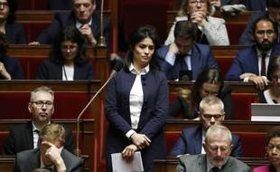 La députée de la majorité Sonia Krimi (LREM)