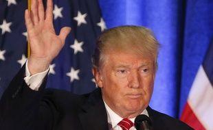 Donald Trump à Youngstown (Ohio), le 15 août 2016.