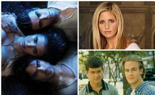 «The Vampire Diaries», «Dawson», «Buffy»... Trois séries (adolescentes) où le triangle amoureux est roi