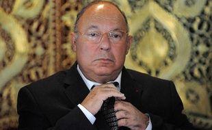 Dalil Boubakeur, président du Conseil français du culte musulman