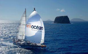 La goélette scientifique de la Fondation Tara Océan repart en mer samedi pour une nouvelle mission de deux ans et 70.000 km. Elle sera consacrée au microbiome.