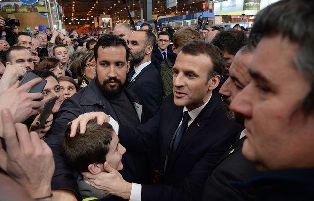 Affaire Benalla: Le parquet de Paris ouvre une enquête préliminaire contre le collaborateur de Macron