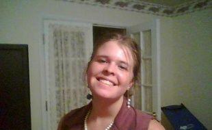 Photo non datée de l'Américaine Kayla Mueller, 26 ans