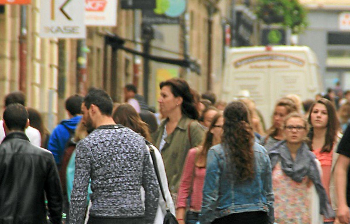 Le centre-ville pourrait s'animer certains dimanches l'an prochain. – C. Allain / APEI / 20 Minutes