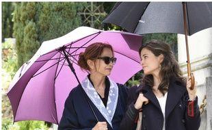 Victoria Abril et Lucie Lucas dans la saison 8 de «Clem».