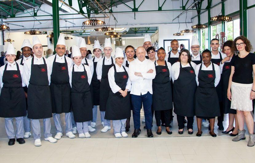 marseille: l'école gratuite de thierry marx pour se former aux ... - Ecole De Cuisine Marseille