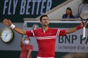 Novak Djokovic a remporté Roland-Garros 2021.