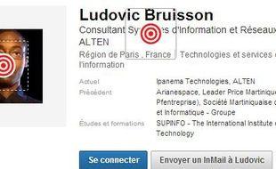Le CV de Ludovic