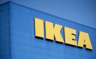 Le magasin Ikea de Saint-Herblain à côté de Nantes (image d'illustration).