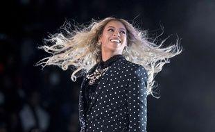 Beyoncé le 11 avril 2016 à Cleveland.