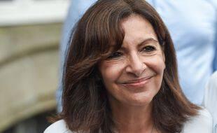 Anne Hidalgo, officiellement candidate à l'élection présidentielle.