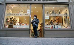 Une boutique en France (image d'illustration).