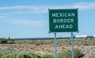 La frontière mexicaine est très protégée côté américain. (illustration)