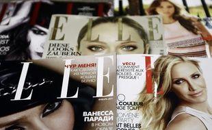 Le magazine «Elle» a été fondé en France en 1945 par Hélène Lazareff et Marcelle Auclair.