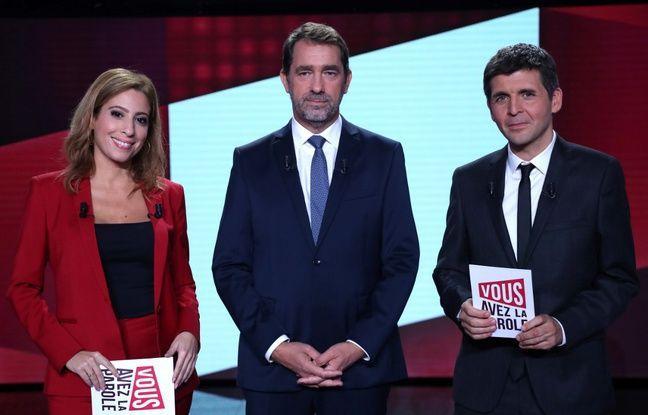 « Vous avez la parole » : Ce qu'il faut retenir de l'interview de Christophe Castaner sur France 2