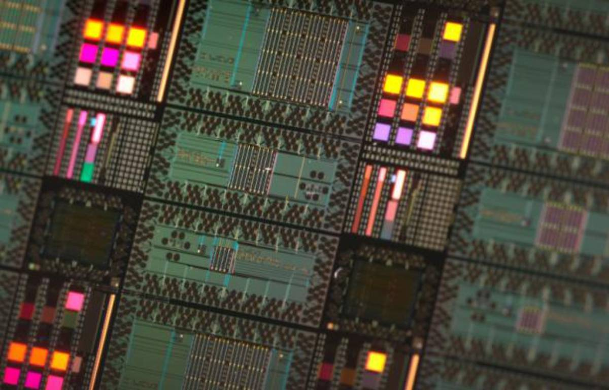 Des processeurs quantiques de la société D-Wave. – DR