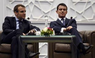 Manuel Valls a annoncé qu'il donnerait sa voix à Emmanuel Macron