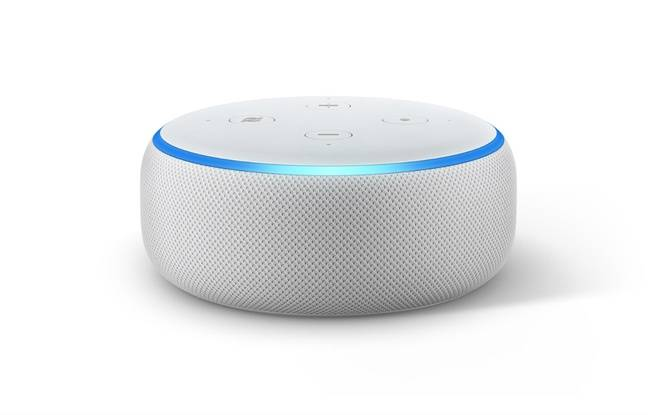 Amazon Echo: L'assistant vocal Alexa peut répondre en exprimant des émotions
