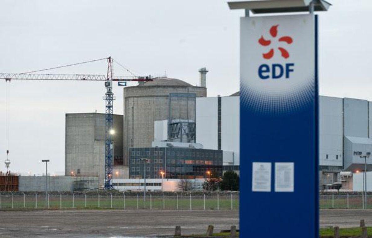 La centrale nucleaire du Blayais. A Braud et Saint-Louis, 26 janvier 2012.  – SEBASTIEN ORTOLA / 20 MINUTES