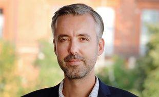 Antoine Maurice, élu d'opposition EELV, a été désigné tête de liste Archipel Citoyen pour les municipales 2020 à Toulouse.