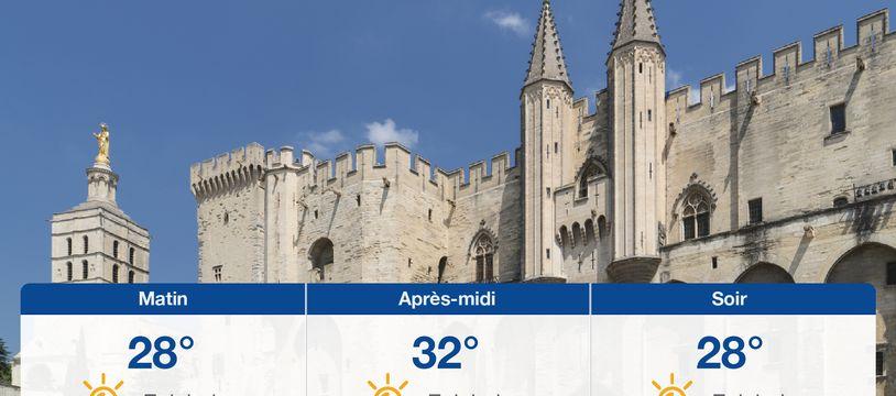 Météo Avignon: Prévisions du jeudi 17 juin 2021