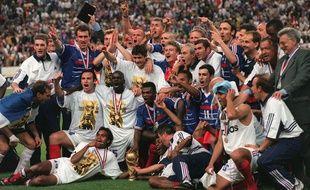 Le film, réalisé par Stéphane Meunier, est devenu culte depuis la victoire des Bleus en Coupe du monde le 12 juillet 1998.