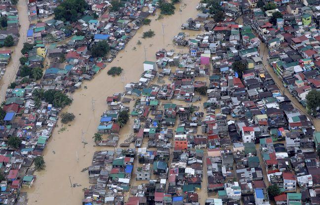 648x415 inondations rues manille philippines apres passage typhon vamco