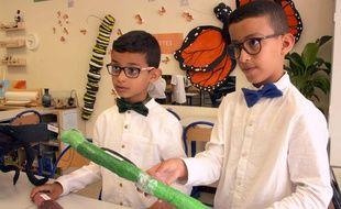 Extrait du documentaire «Réenchantons l'école», diffusé sur Wéo, le dimanche 5 avril 2020.