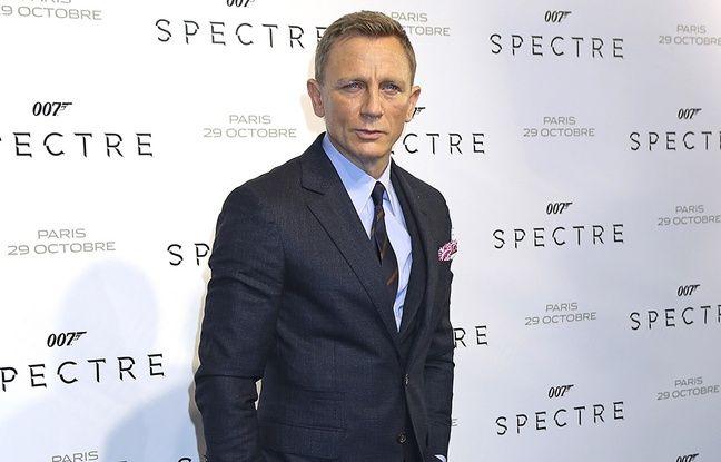 Daniel Craig au Grand Rex, à Paris