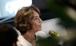 La ministre de la Santé Marisol Touraine, le 29 juin 2015 à Créteil, près de Paris