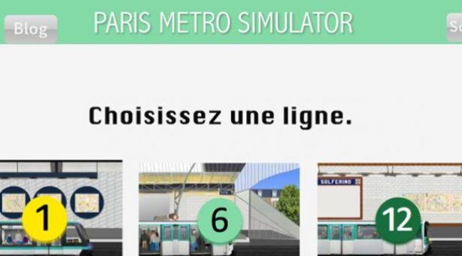 devenez conducteur du m tro parisien en ligne. Black Bedroom Furniture Sets. Home Design Ideas