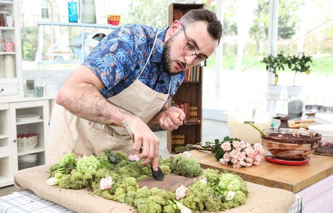 VIDEO. Lyon: Bastien, infographiste lyonnais, futur meilleur pâtissier de France?
