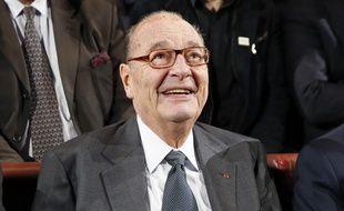 Jacques Chirac, très affaibli depuis quelques mois.
