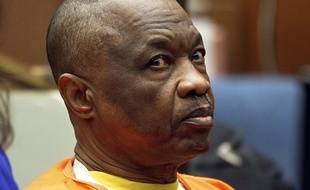 Lonnie David Franklin Jr, accusé de meurtre, à Los Angeles le 16 février 2016