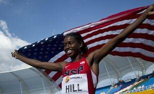 Candace Hill, 16 ans, est la future grande star du sprint féminin mondial.