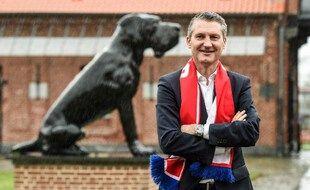 Olivier Létang, le nouveau président du Losc